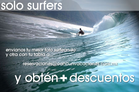 Puerto Escondido Surfer Promo